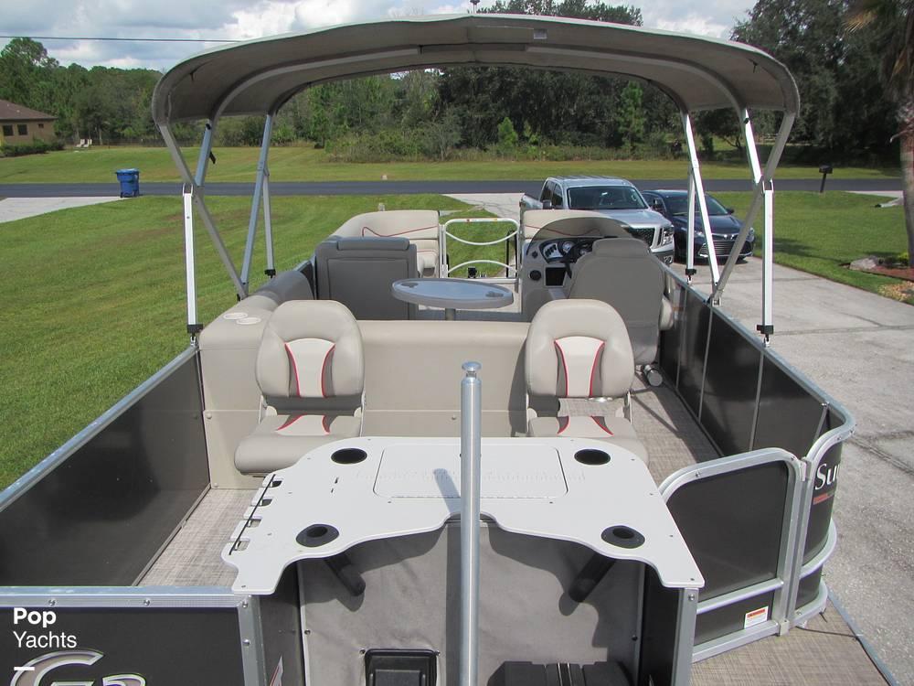 2017 SunCatcher boat for sale, model of the boat is V22 RF & Image # 30 of 40