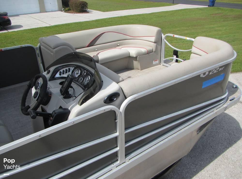 2017 SunCatcher boat for sale, model of the boat is V22 RF & Image # 32 of 40