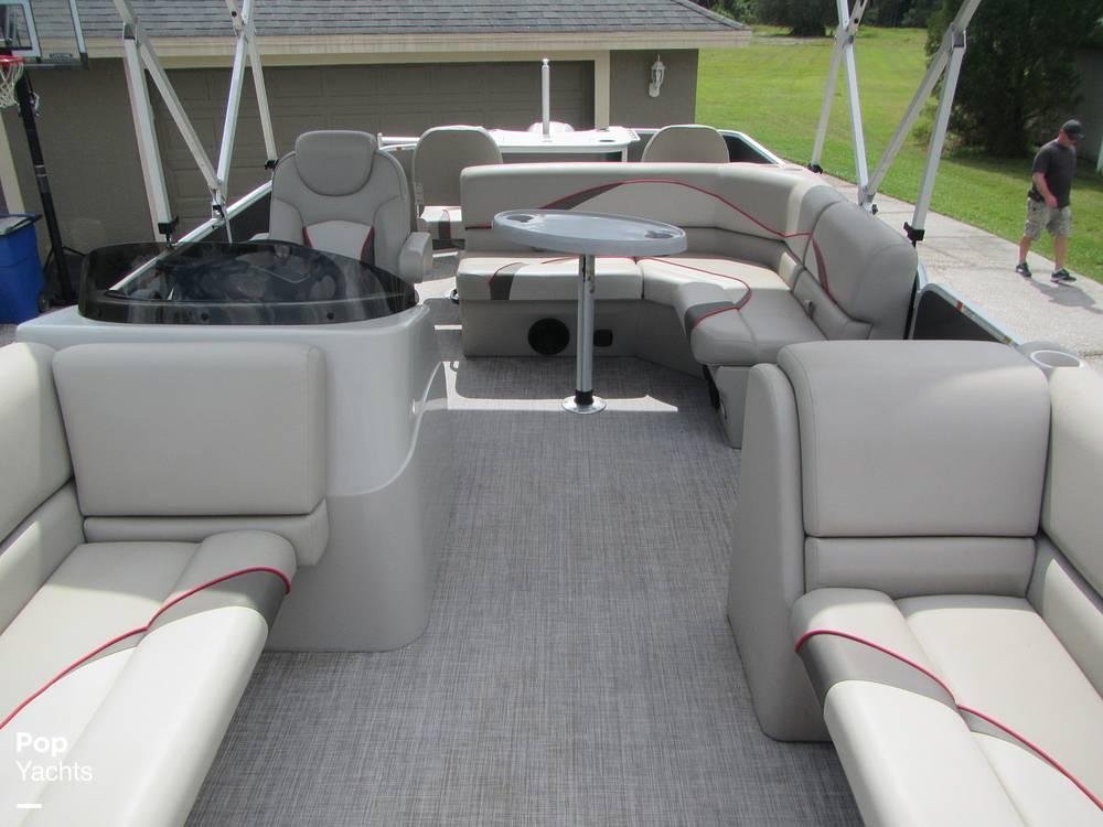 2017 SunCatcher boat for sale, model of the boat is V22 RF & Image # 34 of 40