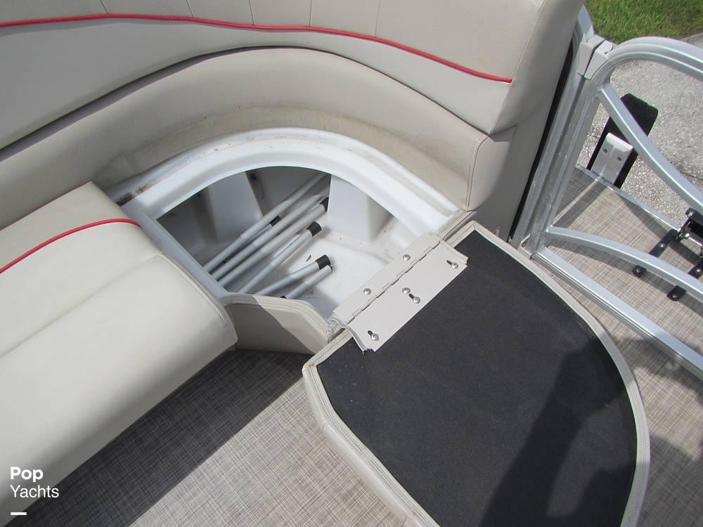2017 SunCatcher boat for sale, model of the boat is V22 RF & Image # 37 of 40