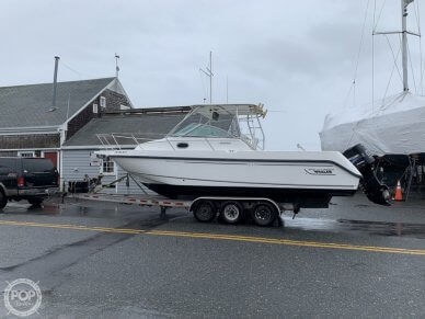 Boston Whaler Conquest 260, 260, for sale - $38,900
