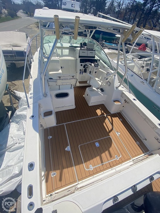 2001 Boston Whaler boat for sale, model of the boat is 260 Conquest & Image # 10 of 40