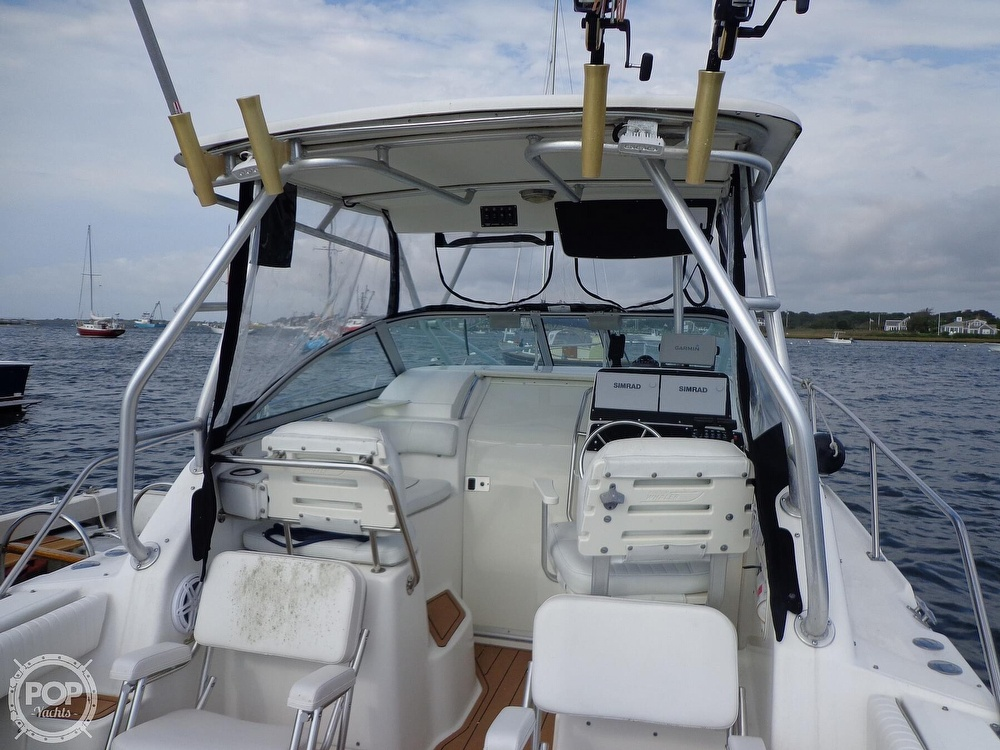 2001 Boston Whaler boat for sale, model of the boat is 260 Conquest & Image # 11 of 40