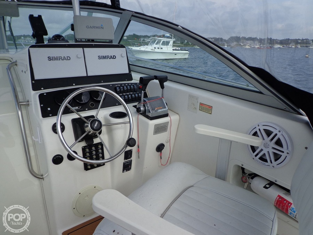 2001 Boston Whaler boat for sale, model of the boat is 260 Conquest & Image # 12 of 40