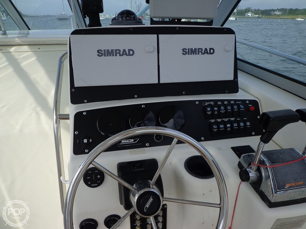 2001 Boston Whaler boat for sale, model of the boat is 260 Conquest & Image # 32 of 40