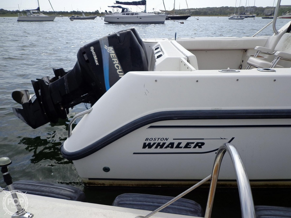 2001 Boston Whaler boat for sale, model of the boat is 260 Conquest & Image # 8 of 40
