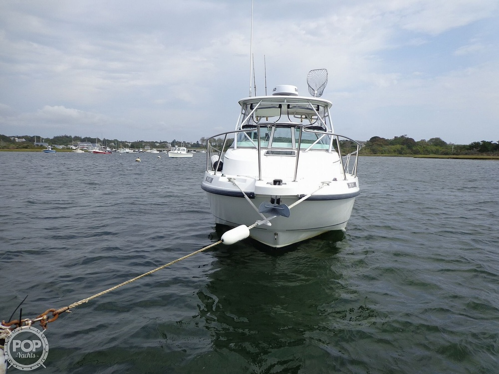 2001 Boston Whaler boat for sale, model of the boat is 260 Conquest & Image # 5 of 40