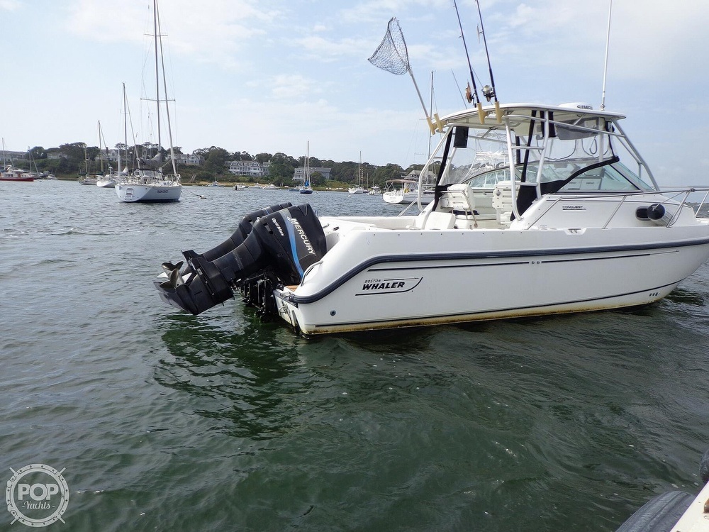 2001 Boston Whaler boat for sale, model of the boat is 260 Conquest & Image # 7 of 40
