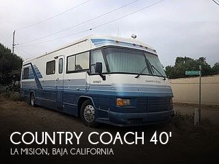 1991 Country Coach Country Coach Affinity
