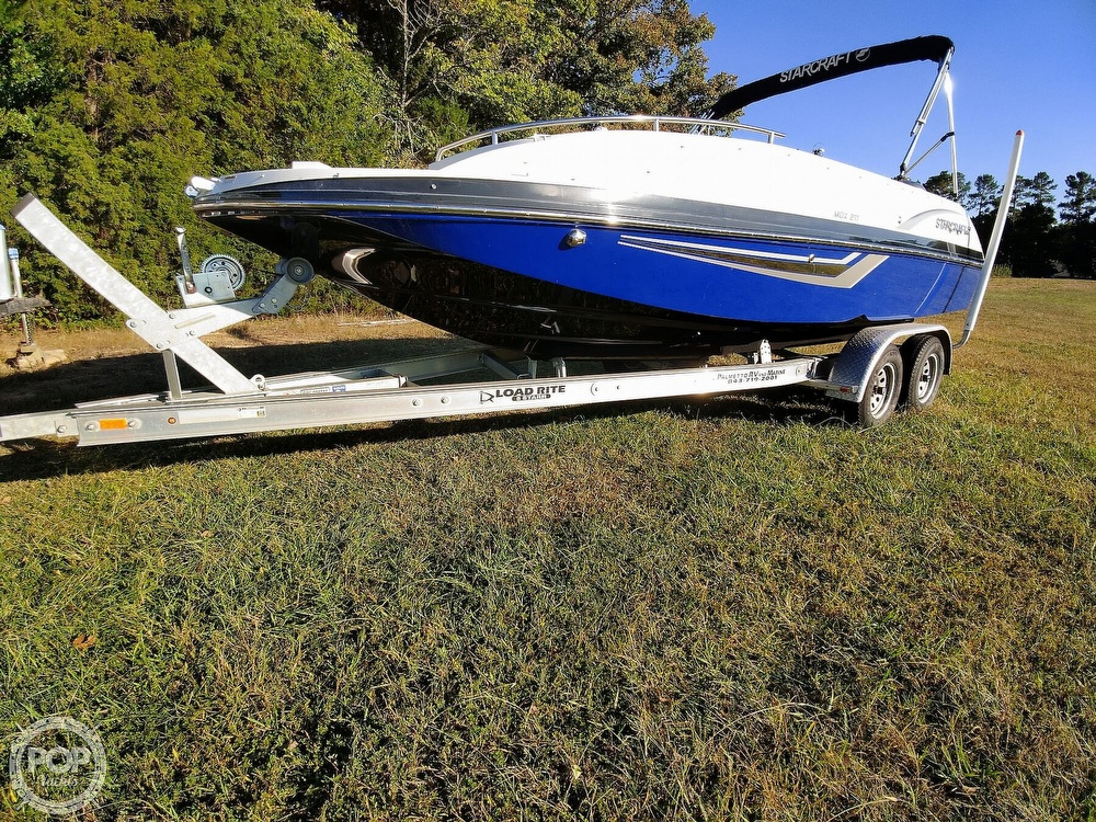 2018 Starcraft boat for sale, model of the boat is MDX 211 E OB & Image # 17 of 40