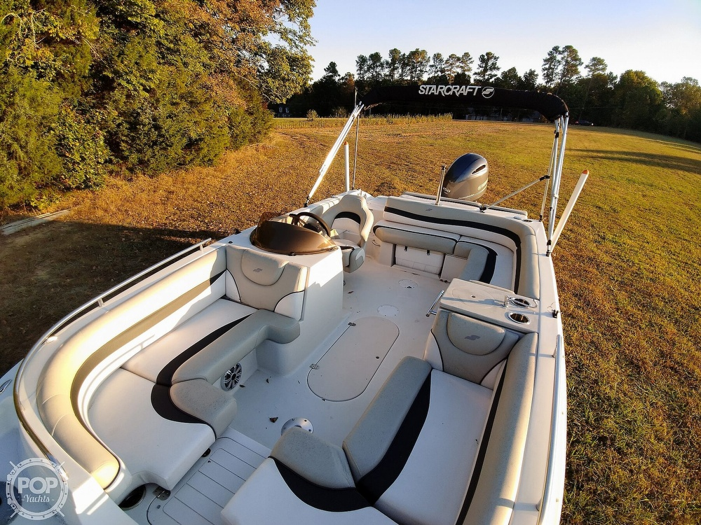 2018 Starcraft boat for sale, model of the boat is MDX 211 E OB & Image # 20 of 40
