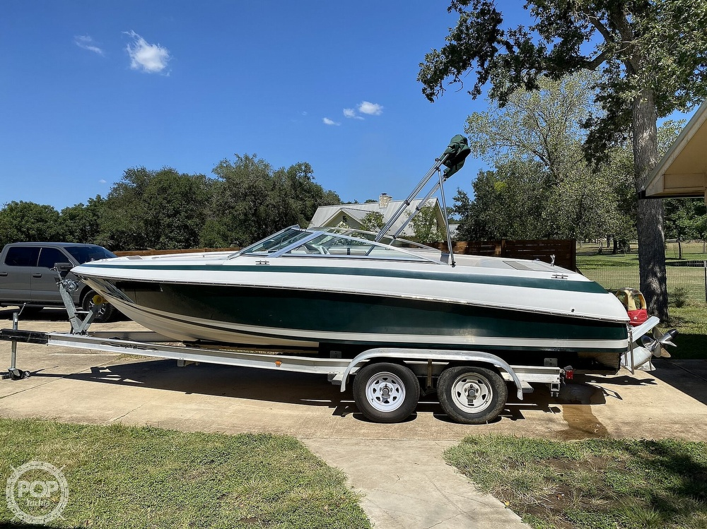 1993 Cobalt boat for sale, model of the boat is 220 & Image # 2 of 40