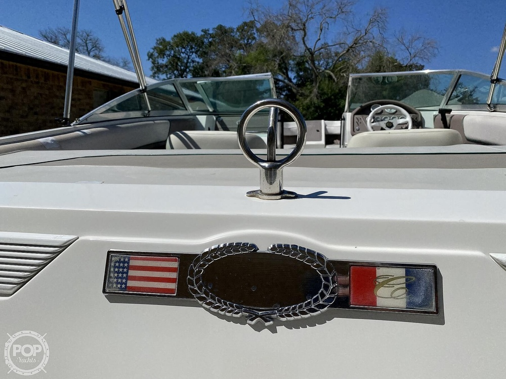 1993 Cobalt boat for sale, model of the boat is 220 & Image # 24 of 40