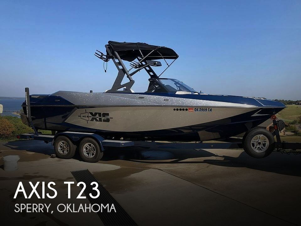 Used Power boats For Sale in Tulsa, Oklahoma by owner   2017 Axis T23