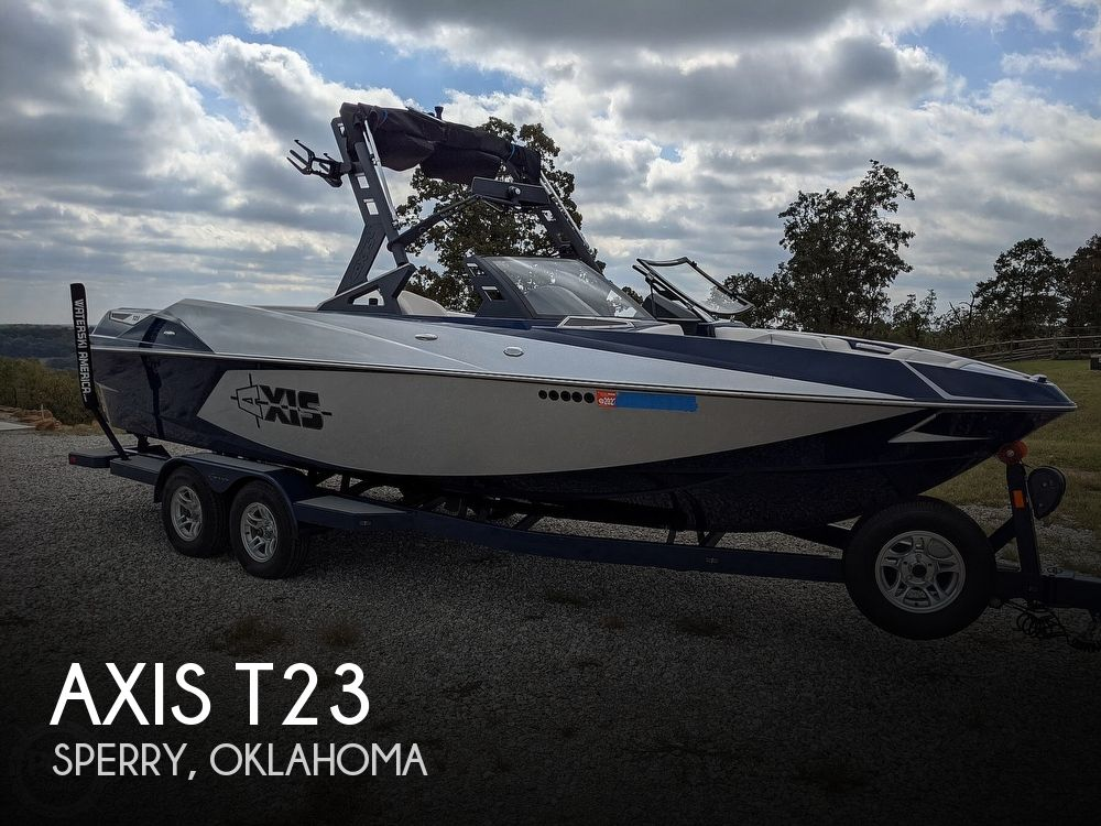 2017 Axis boat for sale, model of the boat is T23 & Image # 1 of 40