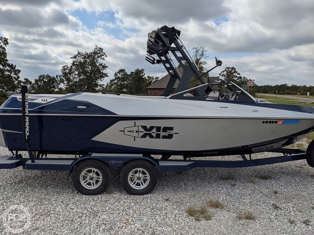 2017 Axis boat for sale, model of the boat is T23 & Image # 13 of 40