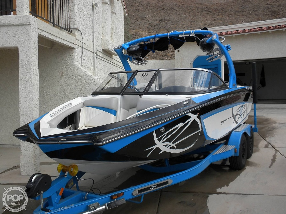 2011 Tige boat for sale, model of the boat is RZR & Image # 5 of 40