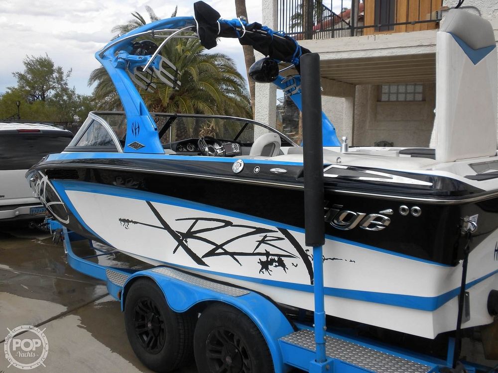 2011 Tige boat for sale, model of the boat is RZR & Image # 2 of 40