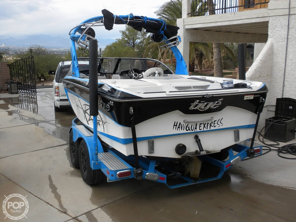 2011 Tige boat for sale, model of the boat is RZR & Image # 9 of 40