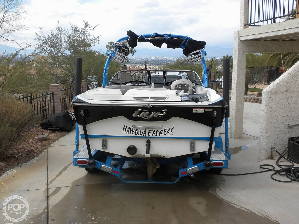 2011 Tige boat for sale, model of the boat is RZR & Image # 10 of 40