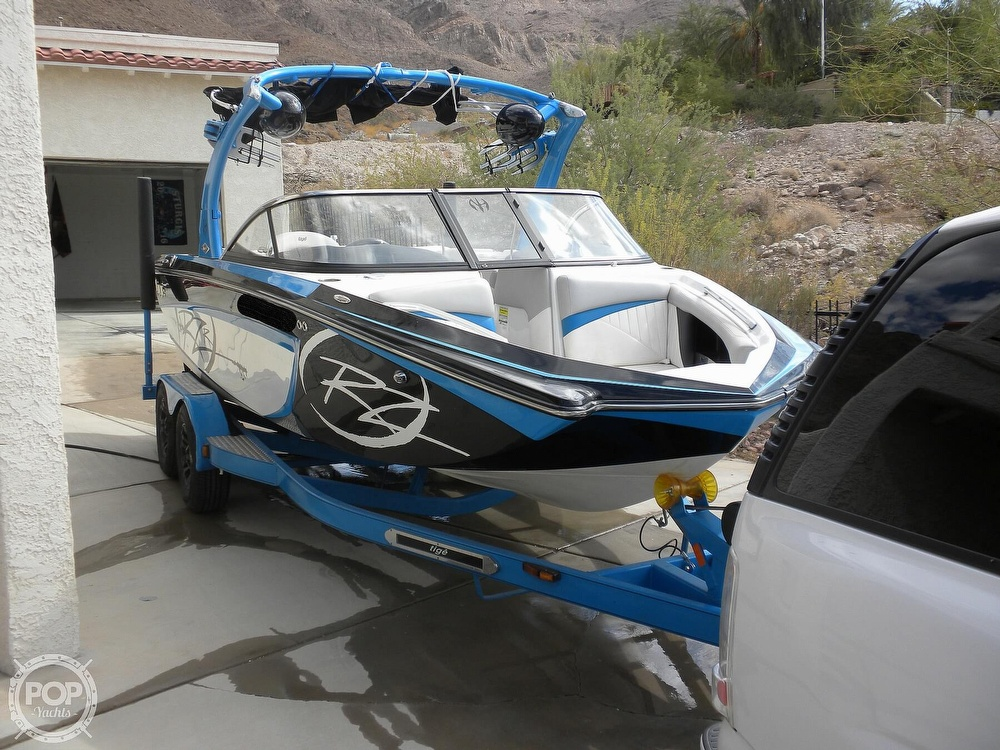 2011 Tige boat for sale, model of the boat is RZR & Image # 14 of 40