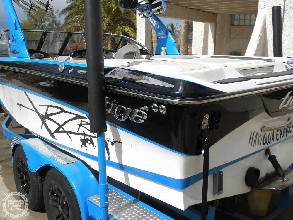 2011 Tige boat for sale, model of the boat is RZR & Image # 24 of 40