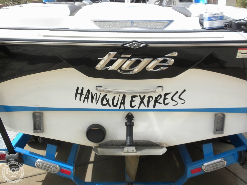 2011 Tige boat for sale, model of the boat is RZR & Image # 29 of 40