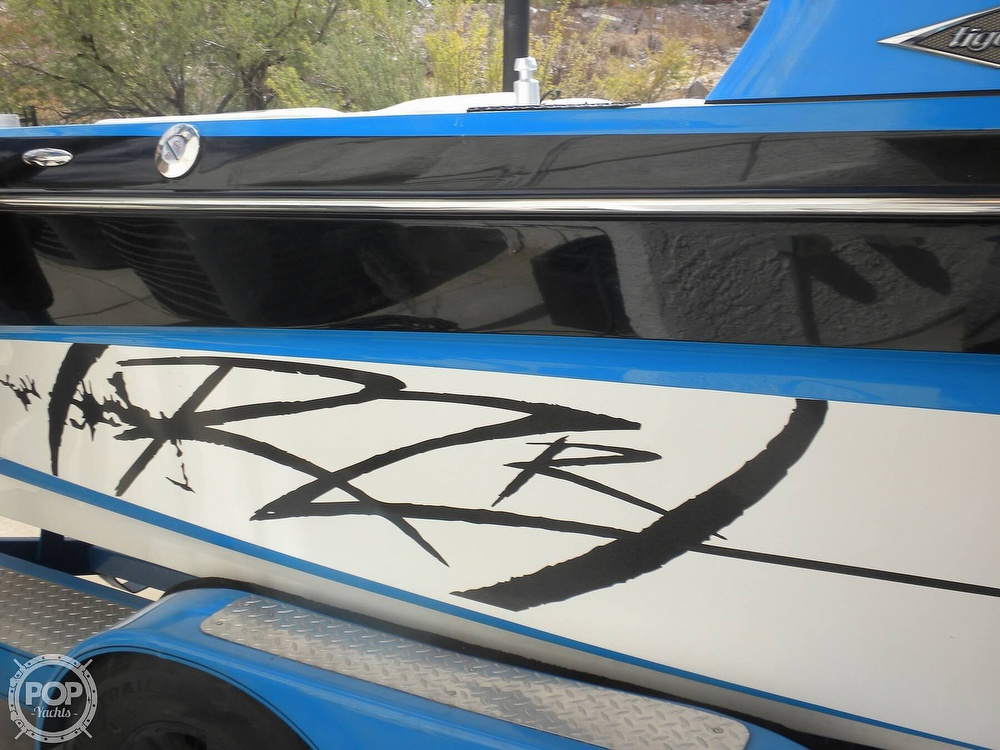 2011 Tige boat for sale, model of the boat is RZR & Image # 36 of 40