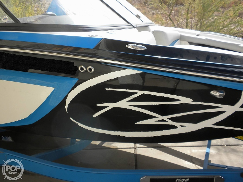 2011 Tige boat for sale, model of the boat is RZR & Image # 38 of 40