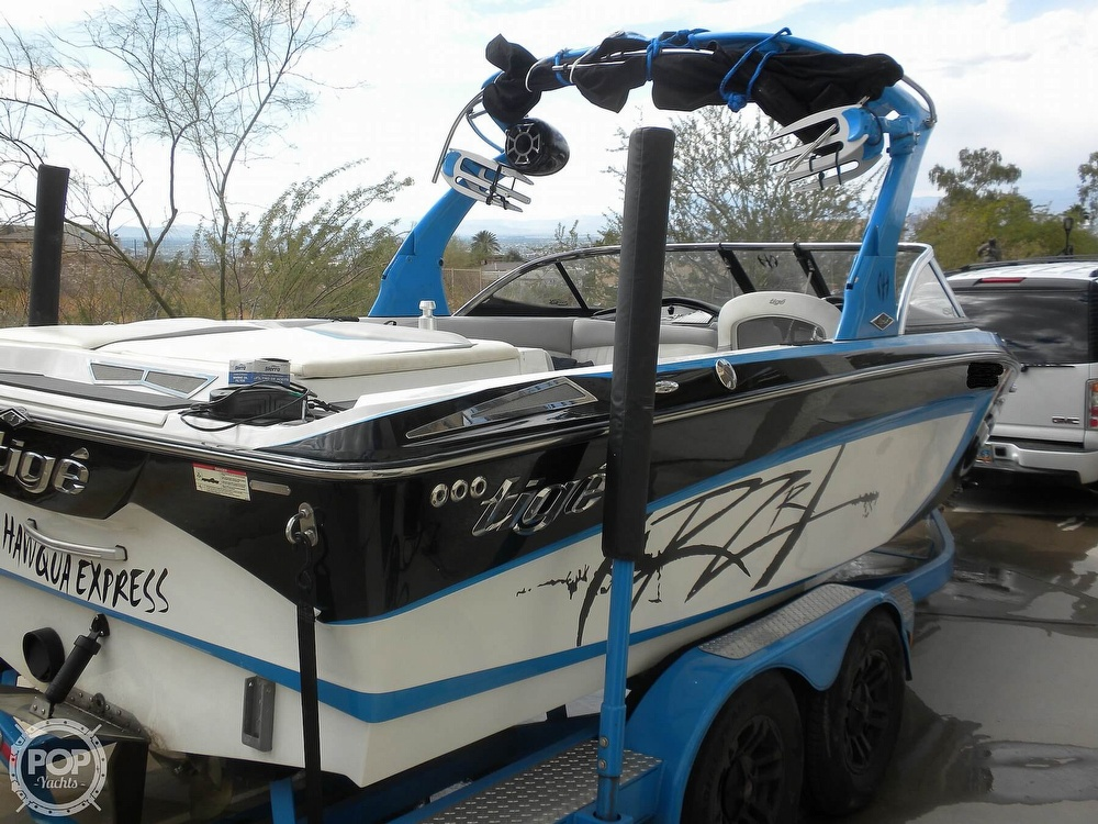 2011 Tige boat for sale, model of the boat is RZR & Image # 11 of 40