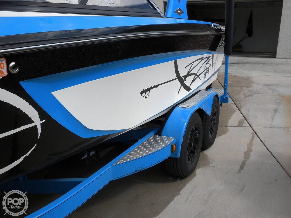 2011 Tige boat for sale, model of the boat is RZR & Image # 18 of 40