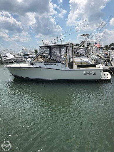 CC 28 Express, 28, for sale - $57,800