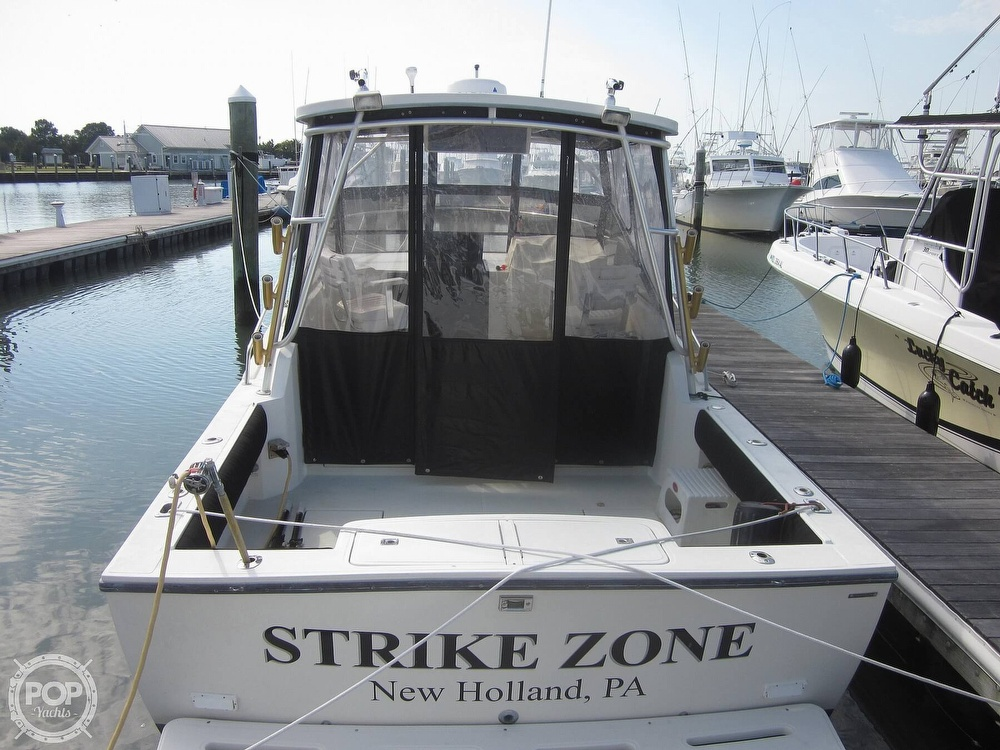 1998 Carolina Classic boat for sale, model of the boat is 28 Express & Image # 7 of 40