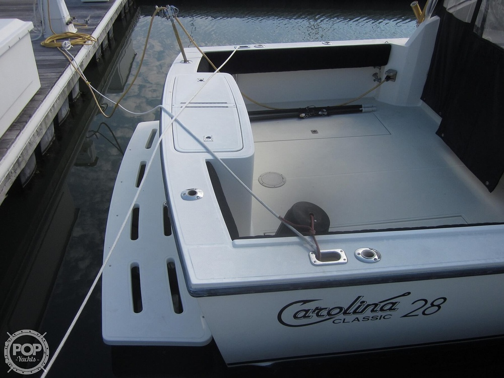 1998 Carolina Classic boat for sale, model of the boat is 28 Express & Image # 13 of 40