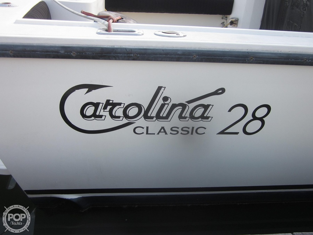 1998 Carolina Classic boat for sale, model of the boat is 28 Express & Image # 14 of 40