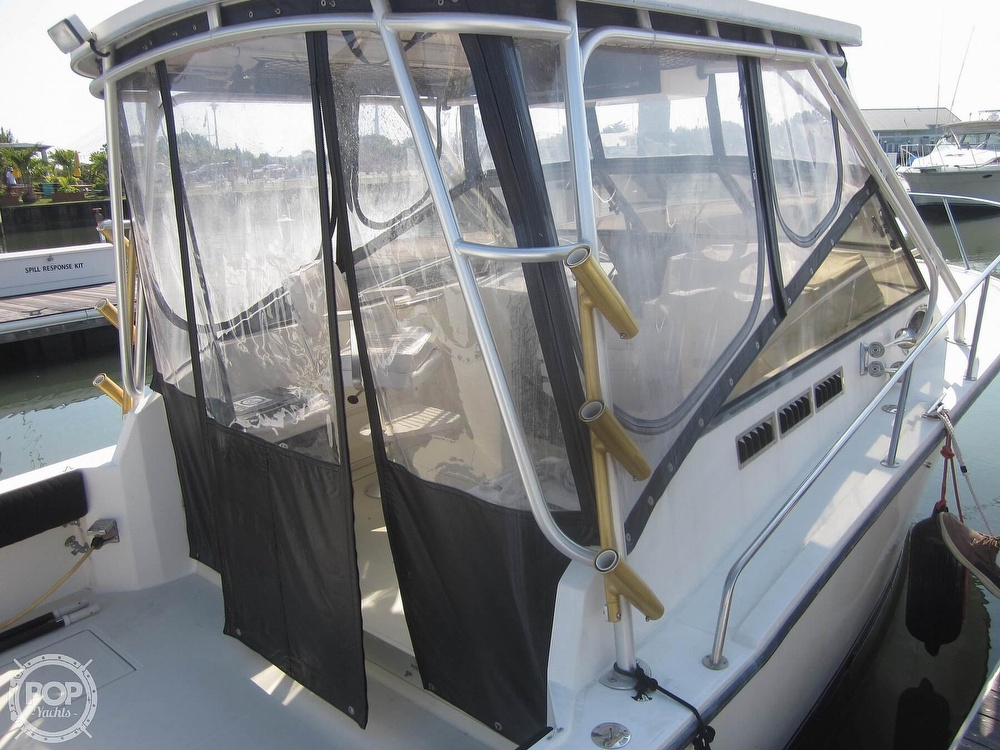 1998 Carolina Classic boat for sale, model of the boat is 28 Express & Image # 2 of 40