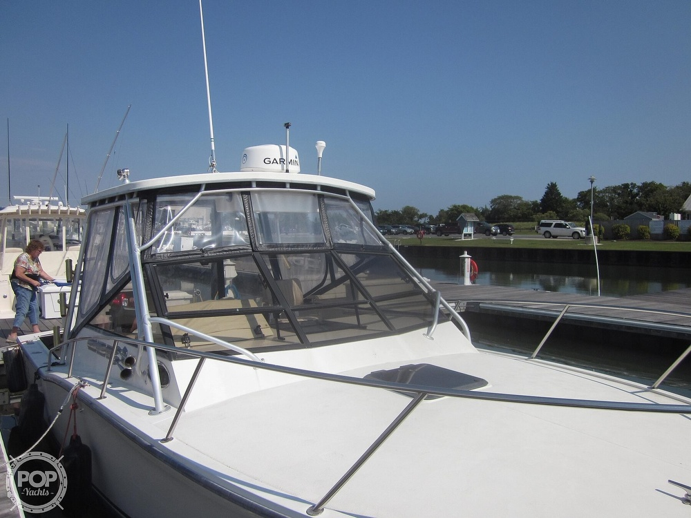 1998 Carolina Classic boat for sale, model of the boat is 28 Express & Image # 12 of 40