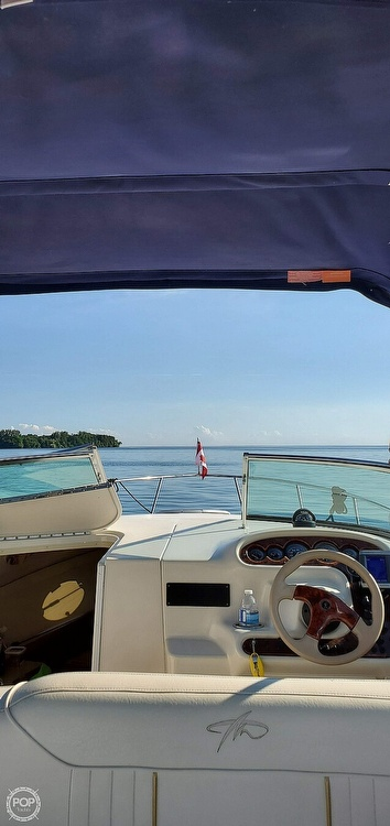 1998 Monterey boat for sale, model of the boat is 242 Cruiser & Image # 5 of 40