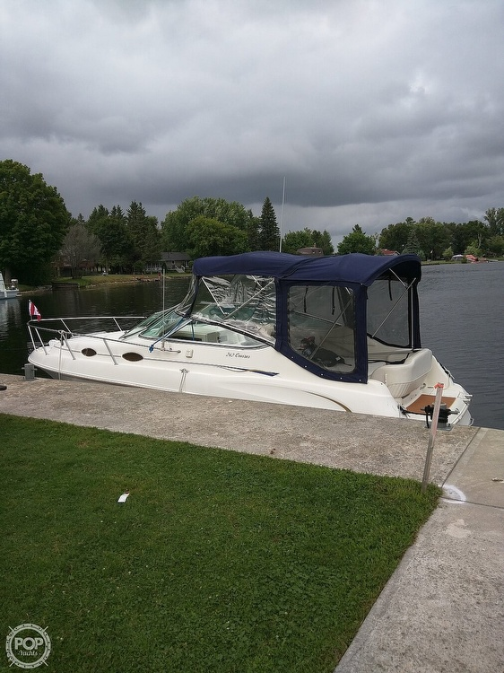 1998 Monterey boat for sale, model of the boat is 242 Cruiser & Image # 3 of 40