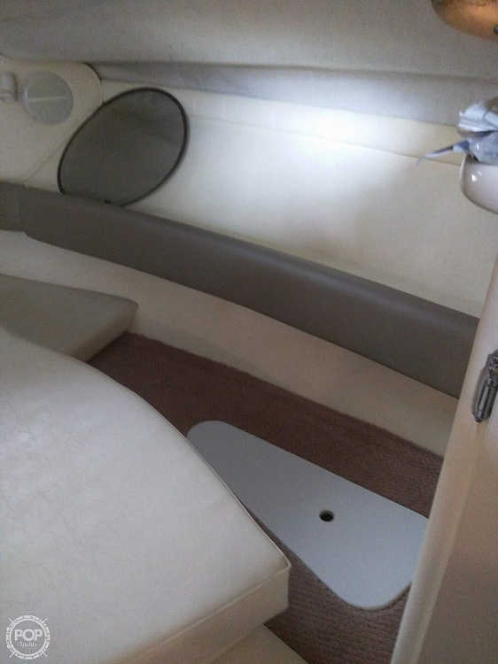 1998 Monterey boat for sale, model of the boat is 242 Cruiser & Image # 23 of 40