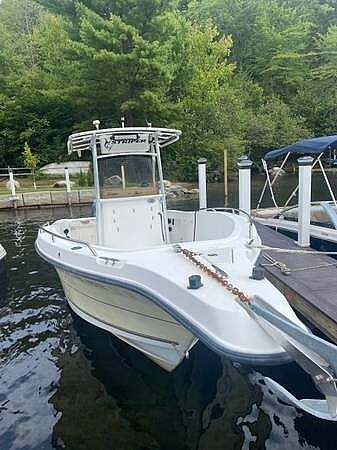 2005 Striper boat for sale, model of the boat is 2301 & Image # 4 of 40