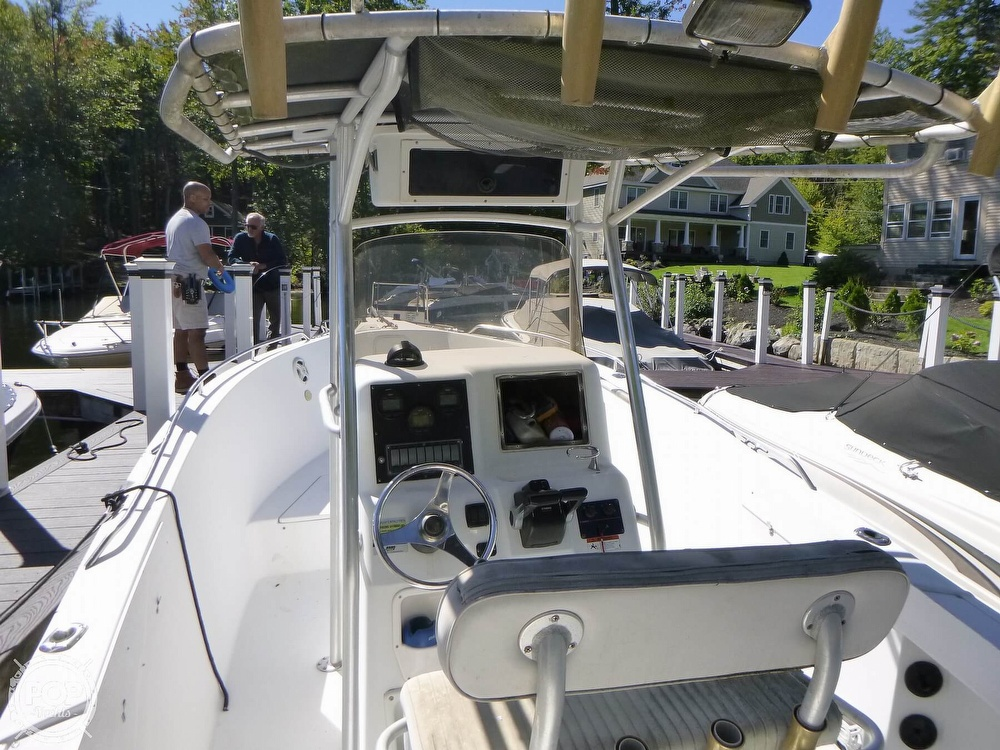 2005 Striper boat for sale, model of the boat is 2301 & Image # 10 of 40