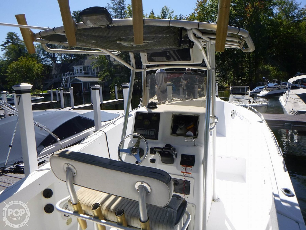 2005 Striper boat for sale, model of the boat is 2301 & Image # 11 of 40