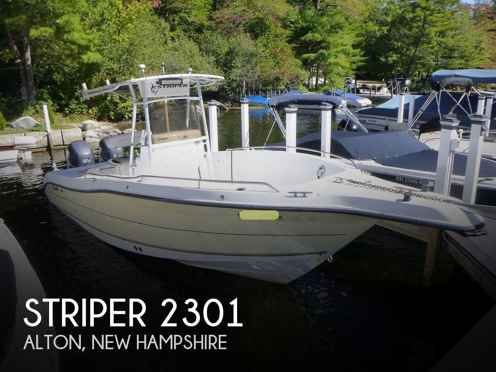 2005 STRIPER 2301 for sale
