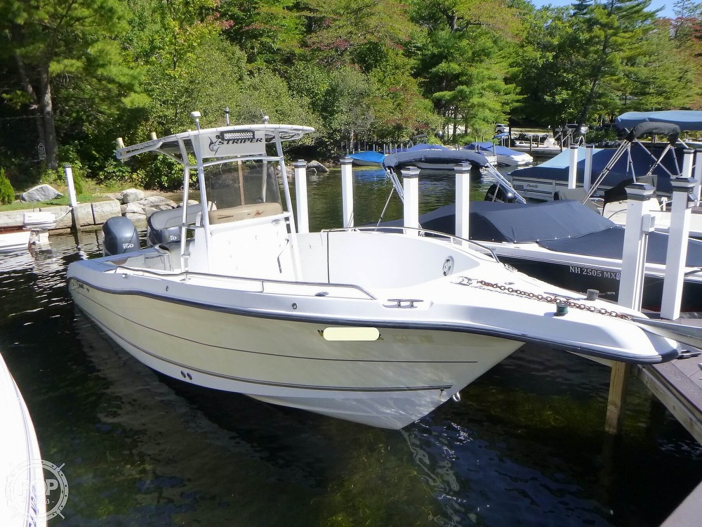 2005 Striper boat for sale, model of the boat is 2301 & Image # 2 of 40