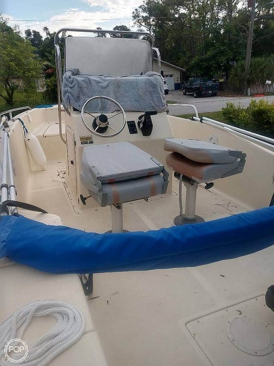 1999 Scout boat for sale, model of the boat is 175 Sportfish & Image # 4 of 40
