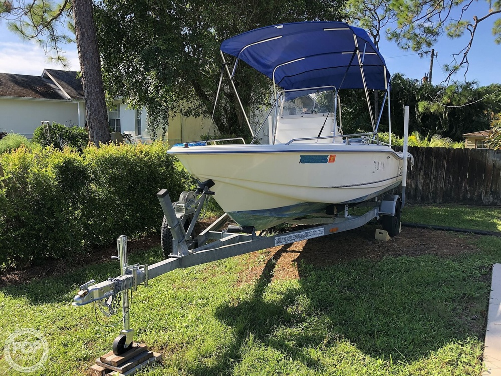 1999 Scout boat for sale, model of the boat is 175 Sportfish & Image # 7 of 40