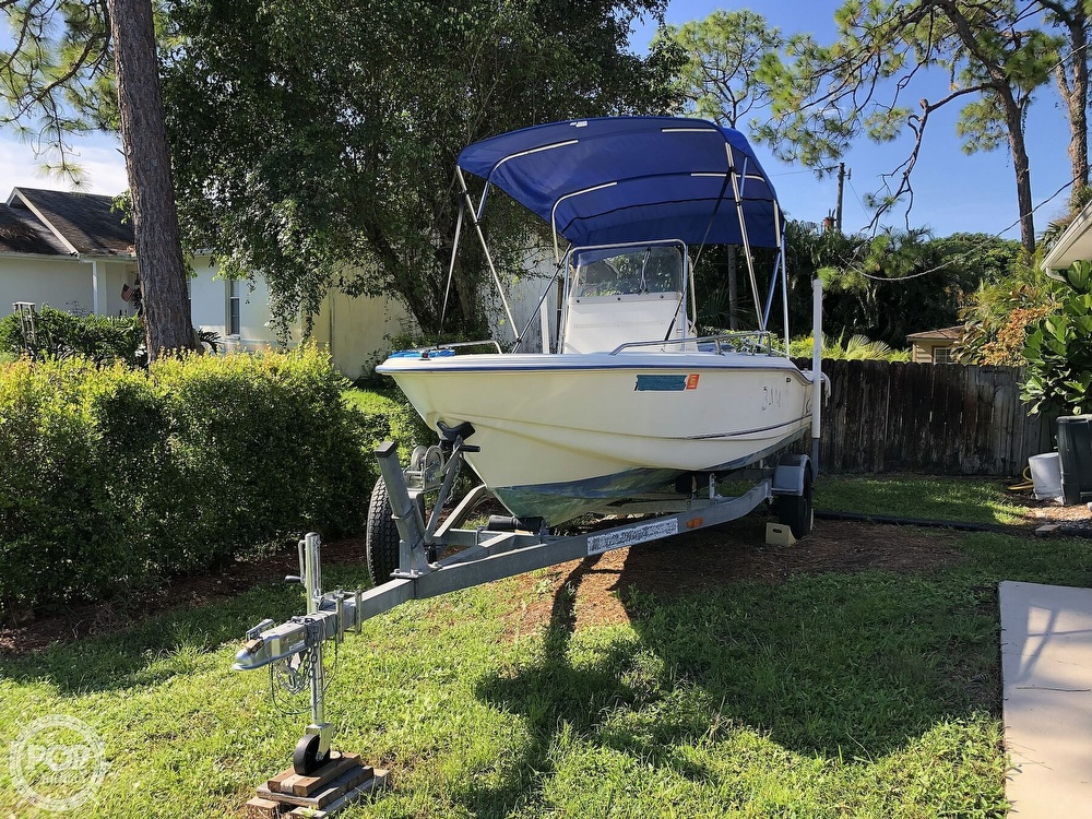 1999 Scout boat for sale, model of the boat is 175 Sportfish & Image # 8 of 40