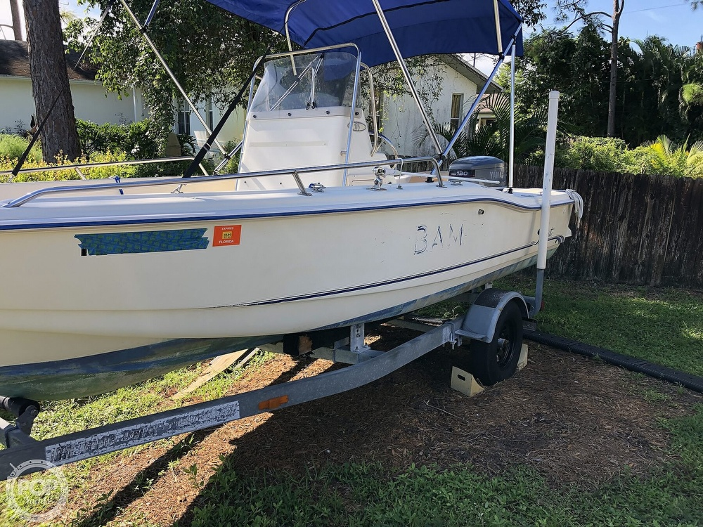 1999 Scout boat for sale, model of the boat is 175 Sportfish & Image # 9 of 40