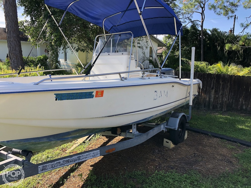 1999 Scout boat for sale, model of the boat is 175 Sportfish & Image # 10 of 40